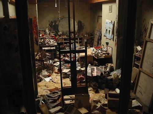 Francis Bacon Studio