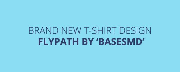Flypath T-shirt Design