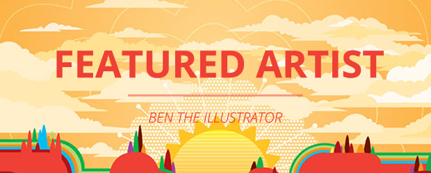 Featured Artist - Ben The Illustrator