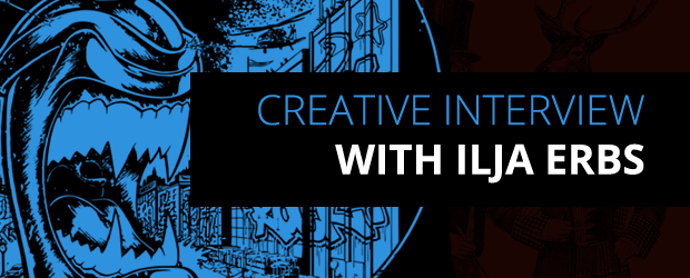 Creative Interview With Ilja Erbs