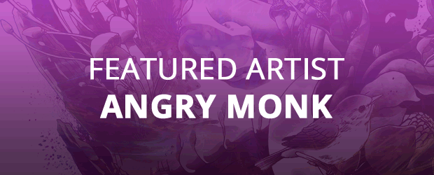 Featured Artist - Angry Monk