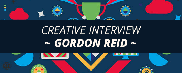 Creative Interview With Gordon Reid