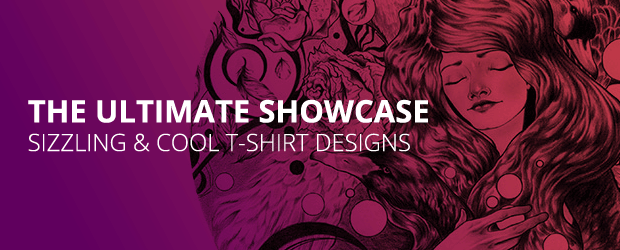 The Ultimate Showcase: Sizzling & Cool T-shirt Designs