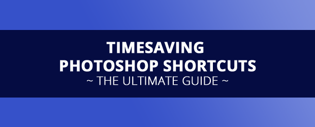 Timesaving Photoshop Shortcuts
