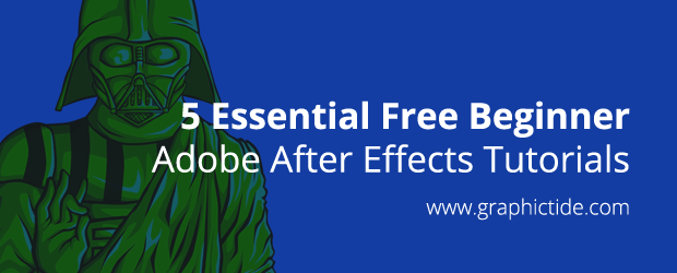5 Free Adobe After Effects Tutorials