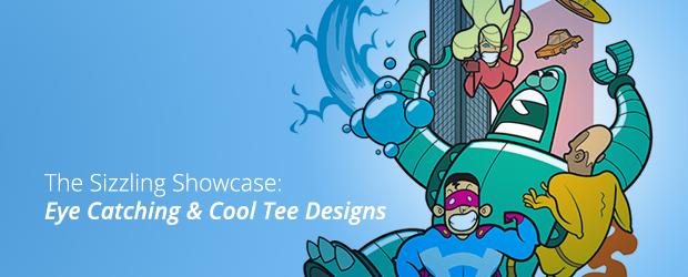 Eye Catching & Cool T-shirt Designs