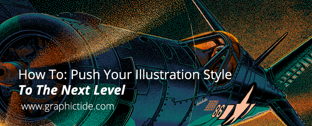 Push Your Illustration Style To The Next Level