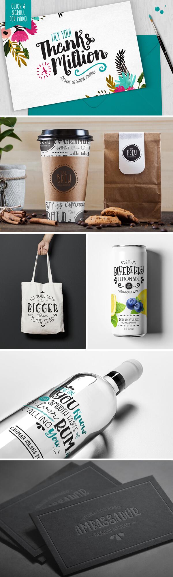 Graphic Design Inspiration #14