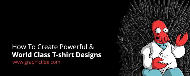 Create T-shirt Designs