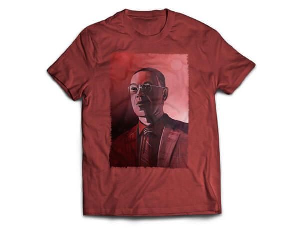 Gustavo Fring T-Shirt Design
