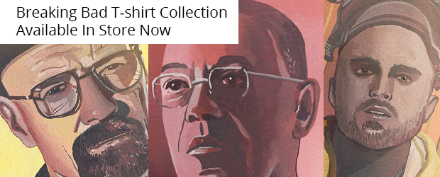 Breaking Bad T-shirts