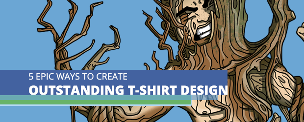 How To Create Outstanding T-shirt Design