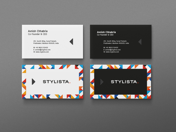 Business Card Inspiration #3 | Graphic Tide Blog