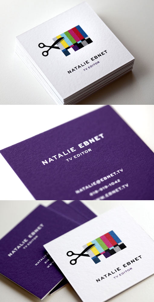 Business Card Inspiration | Graphic Tide Blog