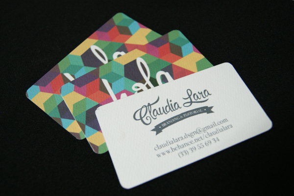 Business Card Inspiration #2 | Graphic Tide Blog