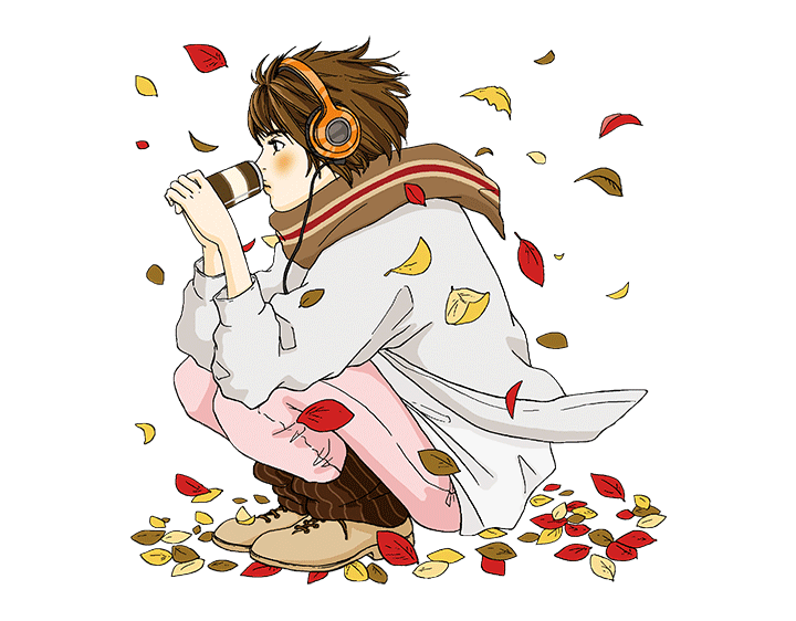 An Autumn Girl
