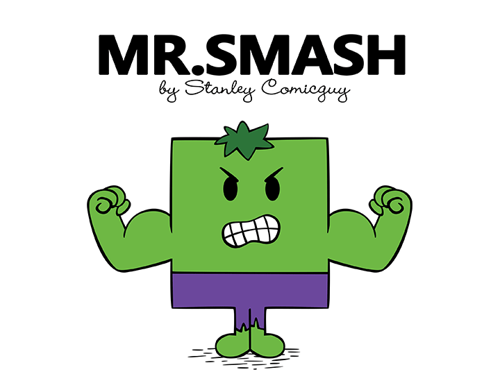 Mr. Smash t-shirt