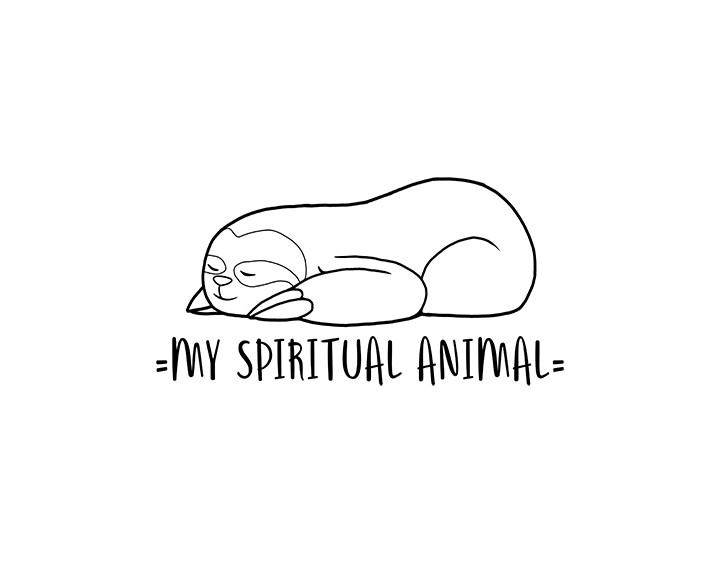 My Spiritual Animal t-shirt