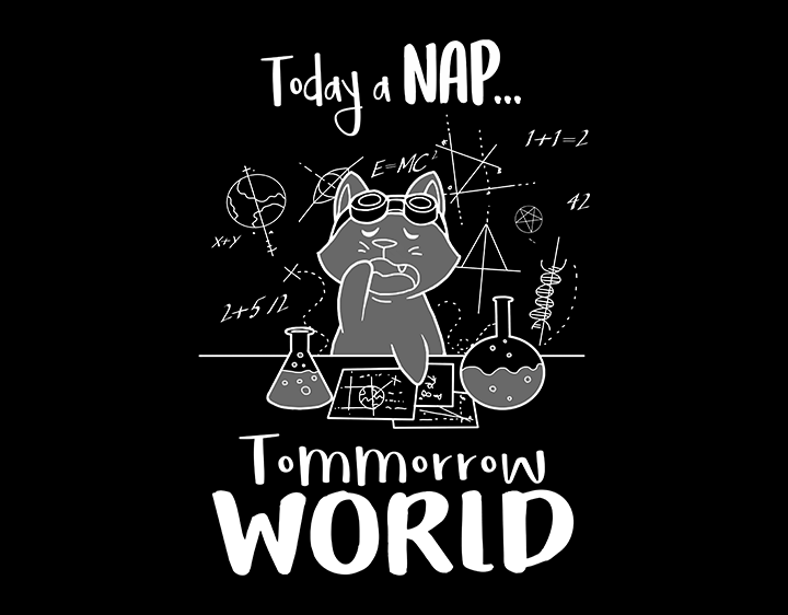 Today a Nap t-shirt