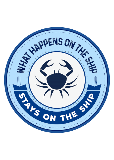 What Happens on the SHIP ... t-shirt