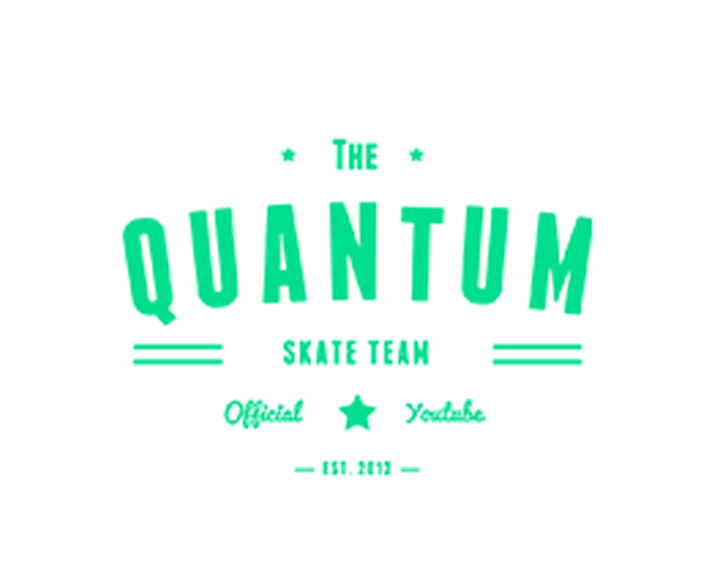Quantum skating t-shirt