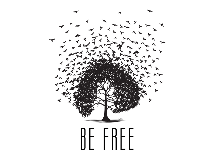Be free by AhaC