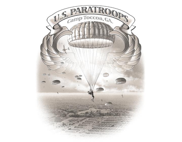 U.S. Paratroops by ScottRich