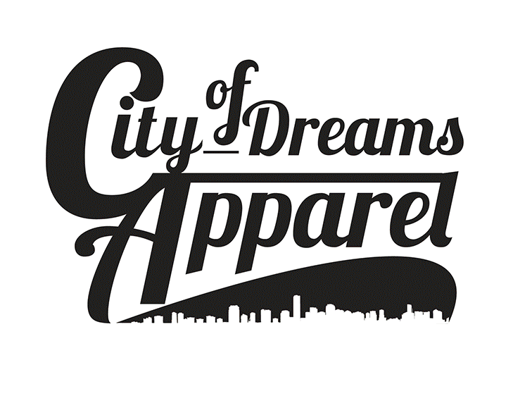 City of Dreams Apparel  t-shirt