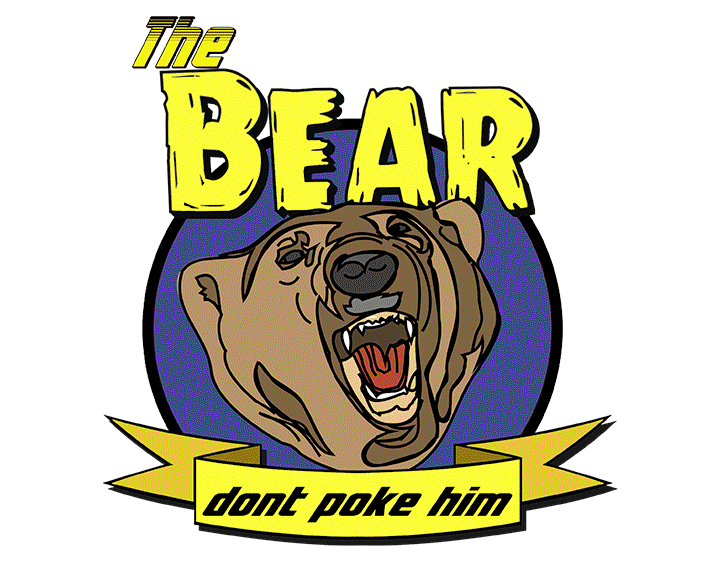 The Bear. t-shirt
