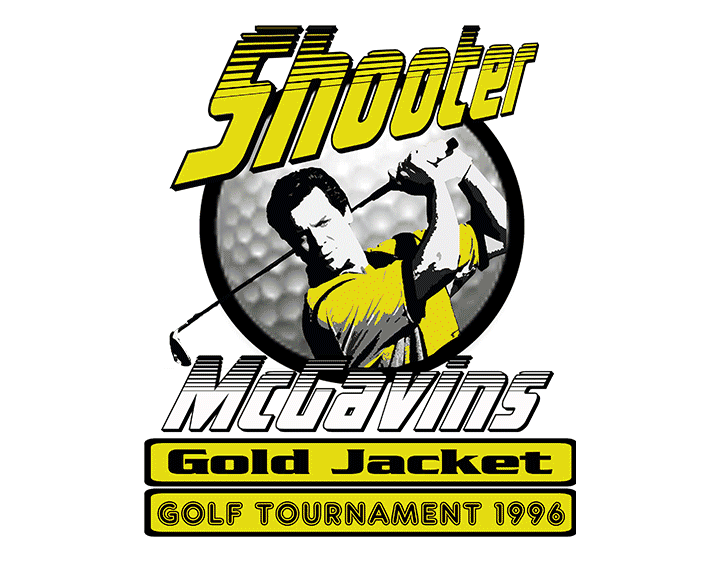 Shooters Golf Tournament t-shirt