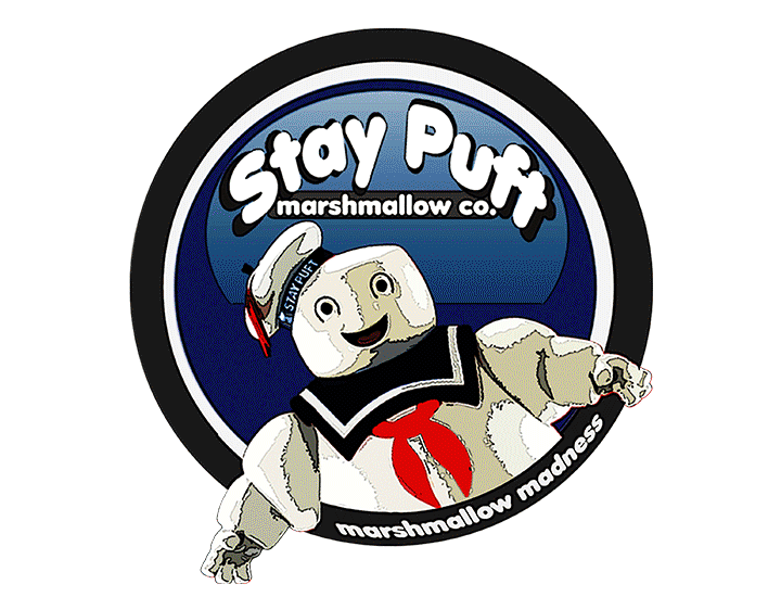 Stay Puft Marshmallow man.