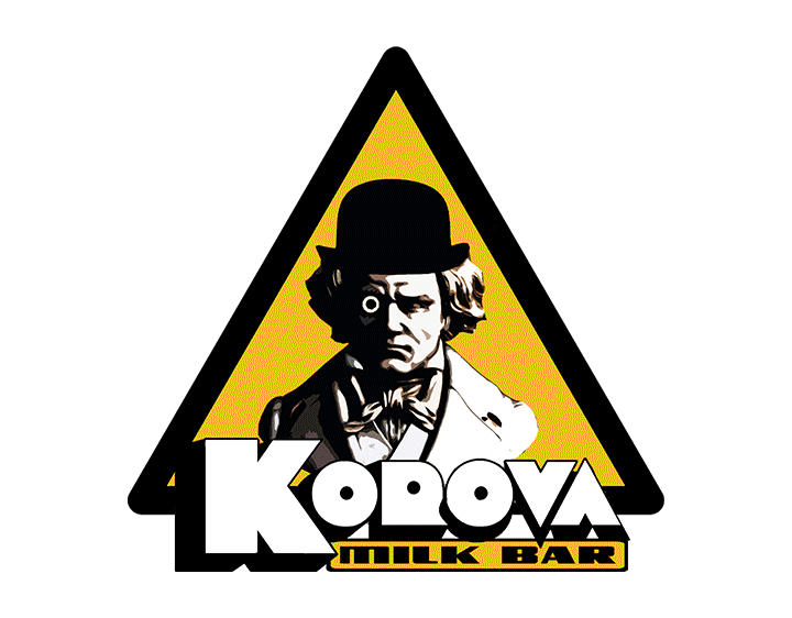 Korova Milk Bar t-shirt