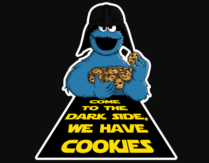 Dark Cookies t-shirt