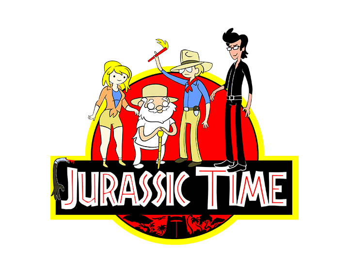 Jurassic Time by Ranger Rob