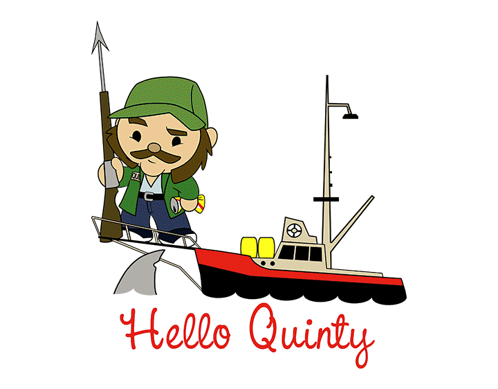 Hello Quinty by Ranger Rob