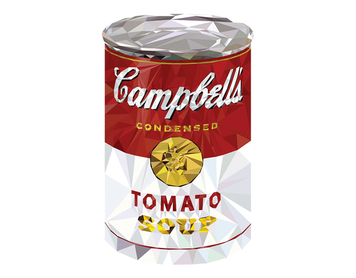 Cambell's Tomato Soup t-shirt