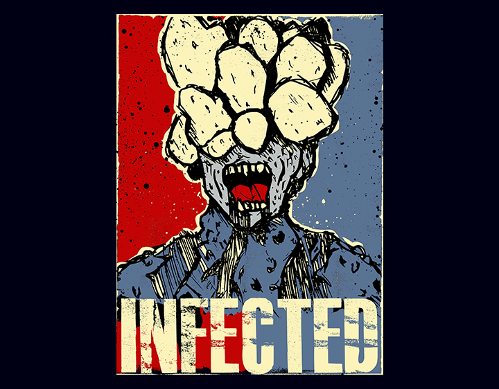 Infected by 126pixels
