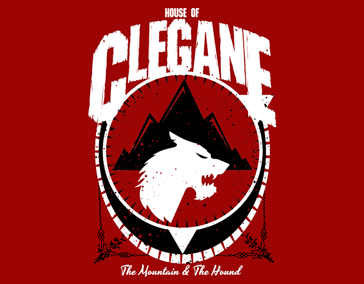 House of Clegane t-shirt