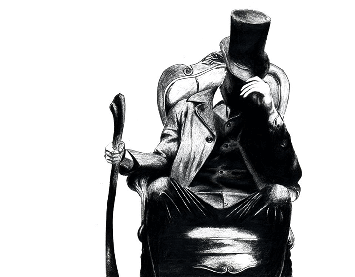 Abraham Lincoln Vampire hunter by Pulak