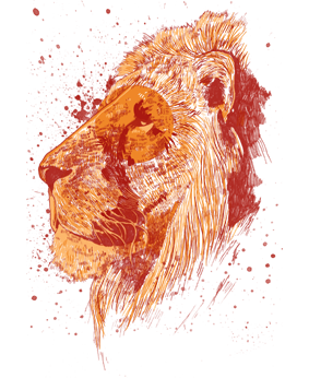 The Lion by HKJS