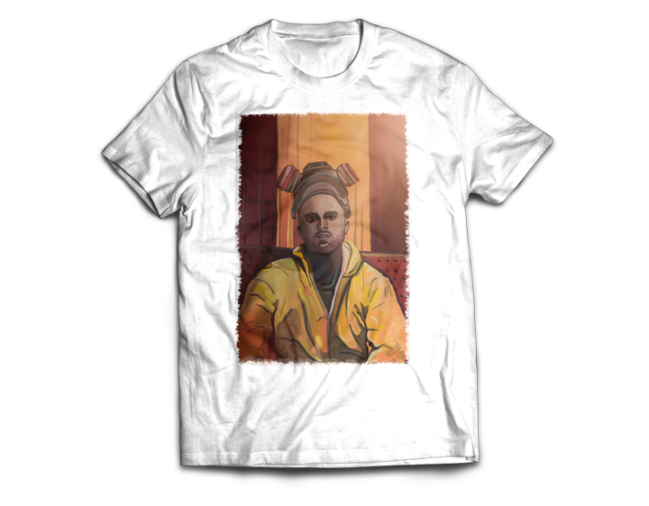 Breaking Bad Jesse Pinkman T-shirt