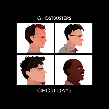 GHOST DAYS (1984)