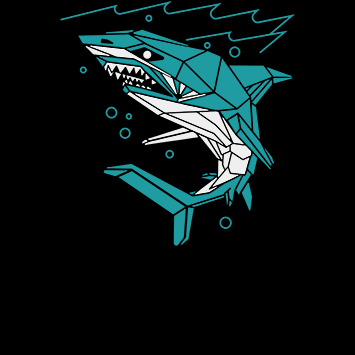 Polygon Shark