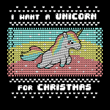 I want a unicorn