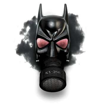 Batman air mask