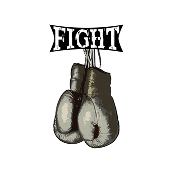 Boxing - Vintage Fight Gloves