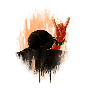 Rock Hard Snail